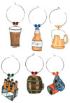 Beer Theme Charms