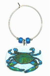 blue crab charms