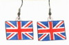 british flag earrings