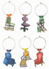 chairs for charity auction charms