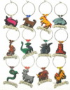 12 Chinese zodiac charms