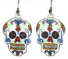 dia de los muertes earrings