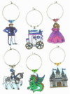 Enchanted Evening Wedding Theme Charms