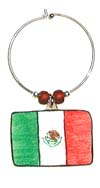 mexico flag charms