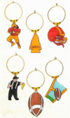 chiefs football charms