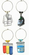 lab technician charms