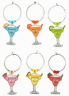 Margarita charm collection