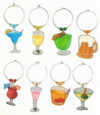 bar cocktails well-drinks charms
