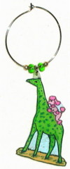Pink Poodles and Green Giraffes