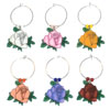 roses charms