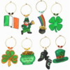 St Patrick's Day charms