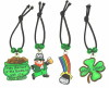 St Patrick's day waterbottle charms