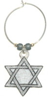 star of david charms