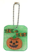 trick or treat bag charm