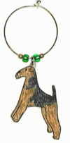 airedale charms