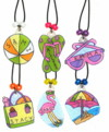 summer fun beach charms