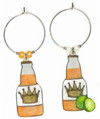 Beer Bottle Charms