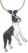 boston terrier charms