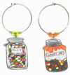 candy jar charms