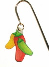 chili pepper charms