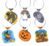 6 cute halloween charms