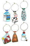 dairy product charms