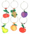 fruit charms