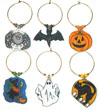 6 spooky charms