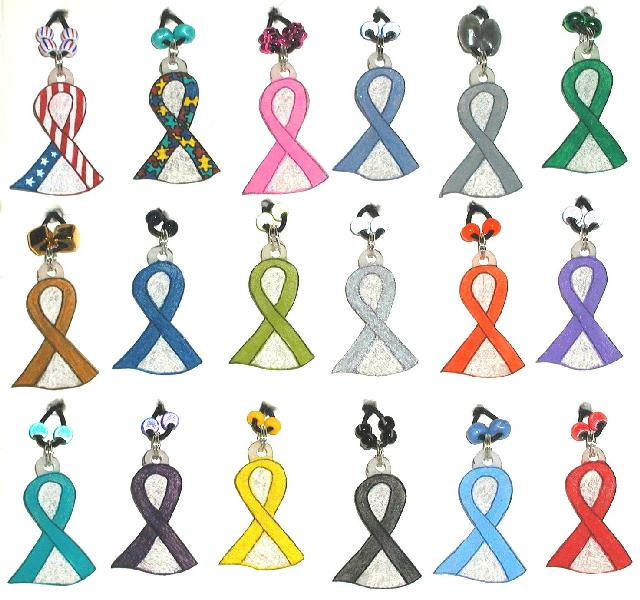Ribbons For A Cause At Karen S Kreations