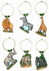 safari charm set