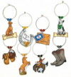wyoming wedding theme charms