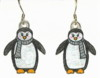 Winter Penquin earrings
